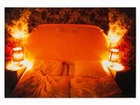 honeymoon suite, nürnberger eck by nan goldin
