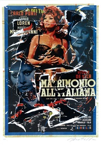 matrimonio all'italiana by mimmo rotella