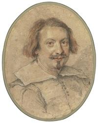 portrait of ottaviano castelli by gian lorenzo bernini