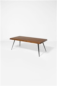table de salle à manger by charlotte perriand