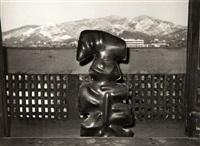le premier festival de l'art et d'avant-garde sur le toit de l'unité d'habitation, marseille (13 works) by louis sciarli