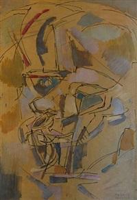 composition cubiste by reynold arnould