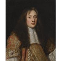 portrait of the hon. charles bertie by john hayls