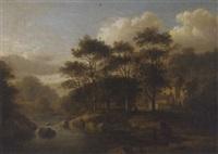 mill at woodhall by jane nasmyth
