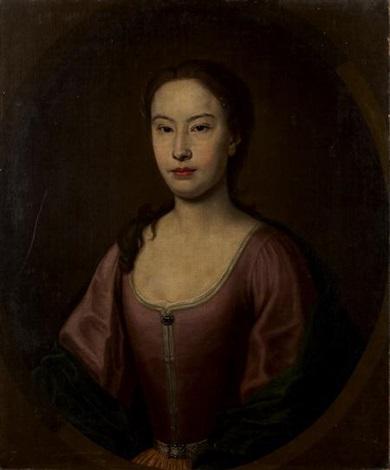 portrait of lady jane keith by john alexander