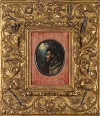 saint françois by el greco