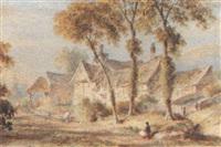 a country house by charlotte nasmyth