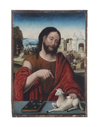 saint john the baptist by flemish school (16)