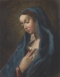 madonna by giuseppe angeli