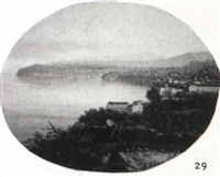 view of sorrento by e. altrui