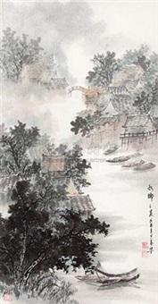 山水 by bai ding
