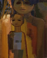 mother and child by barbara warren