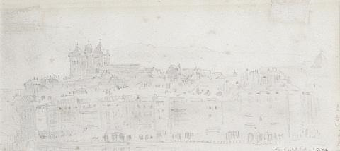 geneva sketch by john ruskin