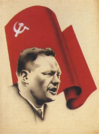 Topic Officiel : 1930 - Page 3 Jean-bruller-portrait-de-maurice-thorez
