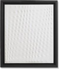 superficie bianca by enrico castellani