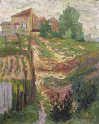 maison sur la colline by bencion cukierman