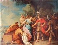david et abigail by louis galloche