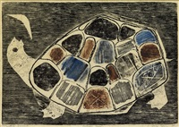 turtles lament by betye saar