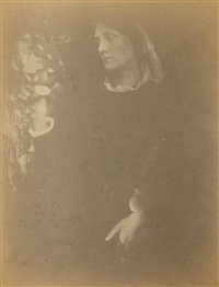 mrs. herbert duckworth by julia margaret cameron