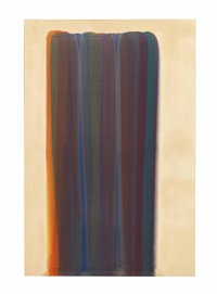 gamma by morris louis