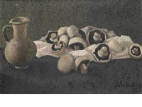 mushrooms by john armstrong