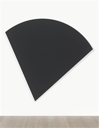 black panel i by ellsworth kelly