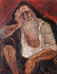 religious figure by isaac frenel