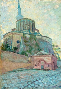 profitis elias, thessaloniki by konstantinos maleas