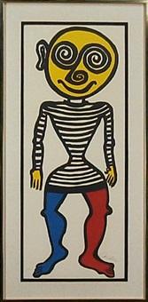 puppet man by alexander calder