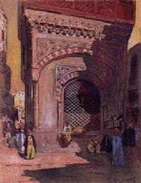 el-sebil by louis françois cabanes