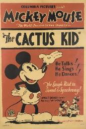 the cactus kid by walt disney