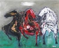 chevaux liberte by pierre bosco