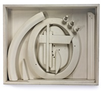 dawn's wedding mirror by louise nevelson