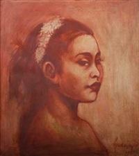 gadis bali by agus djaya