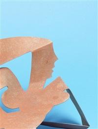 maquette for a chair by allen jones