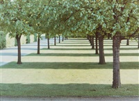 herrenhauserpark, hannover by david hockney