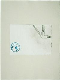 raumecke filz und fett (from zirkulationszeit) by joseph beuys
