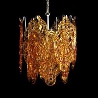 chandelier by mazzega