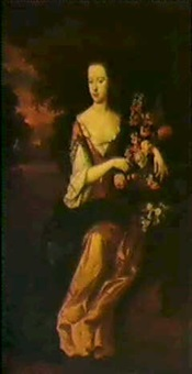 portrait of anne packer (b. 1677) by john van der vaart
