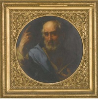 saint barnabé by girolamo pesci