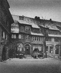 hinter der jacobskirche by carl friedrich höge