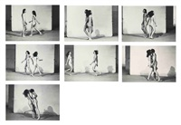 relation in space (7 works) by ulay & marina abramovic