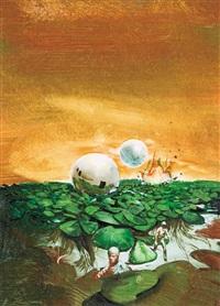 surreal vison by tibor csernus