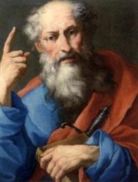 saint paul by giuseppe antonio petrini