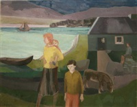 memory of connemara by barbara warren