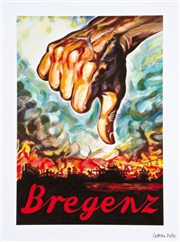 bregenz by maurizio cattelan