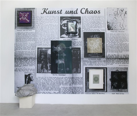 kunst und chaos in 4 parts by thomas zipp