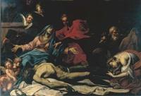 the lamentation by stefano maria legnani
