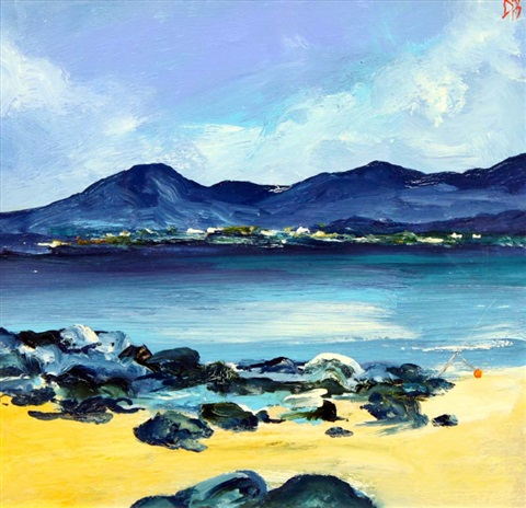 donegal cottages by david gordon hughes