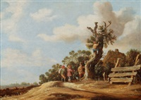 the nest robbers by pieter van den bos
